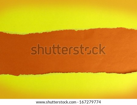 Multi-coloured paper ideal for your text - stock photo