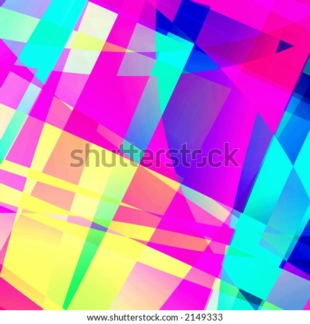 Multicolor abstract psychedelic background