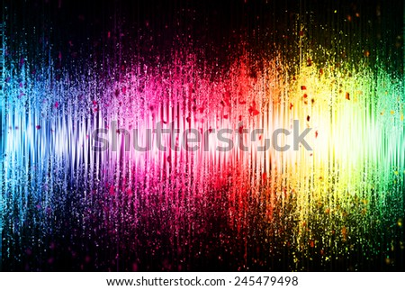 Multicolor abstraction. - stock photo
