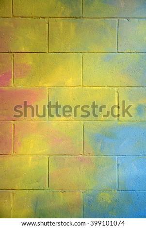 Multicolor background - stock photo