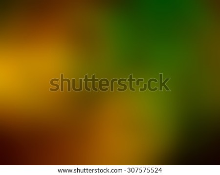 Multicolor dark green and brown blur abstraction. Blurred background, pattern, wallpaper, smooth gradient texture color. Raster abstract design for your business.