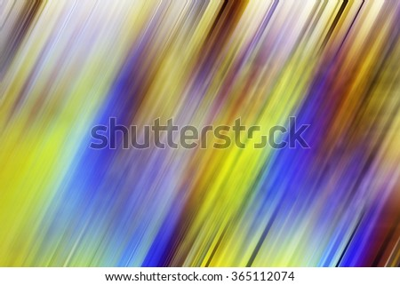 Multicolored abstract of parallel streaks with motion blur for decoration and background