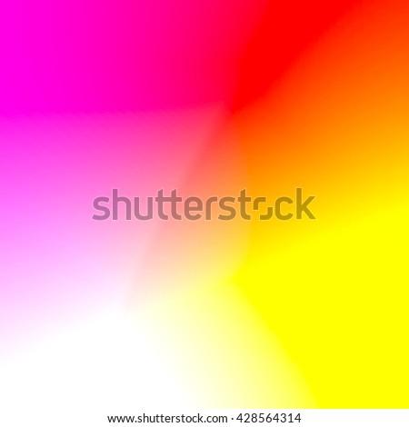 Multicolored blurred background - stock photo
