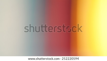 Multicolored blurred background pastel gradient - stock photo