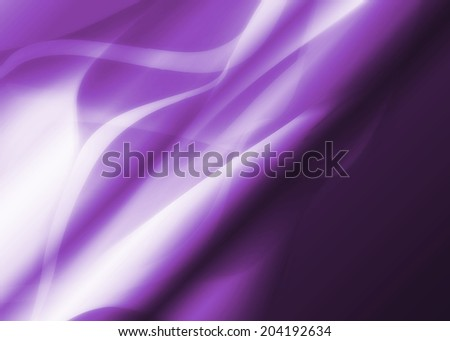 multicolored dark abstract background with waves with metallic shine violet magenta  - stock photo