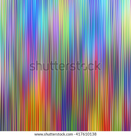 Multicolored digital lines  background - stock photo