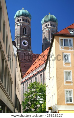 Munich Frauenkirche church