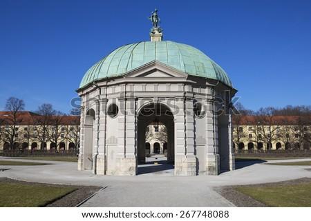 Munich, Germany, Europe - stock photo