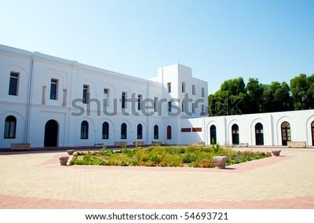 Musee de Carthage, Carthage, Tunisia - stock photo