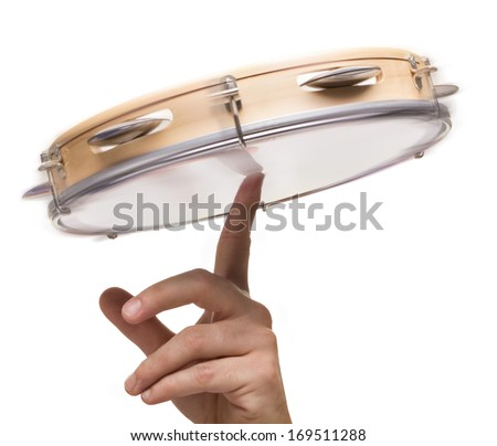 Musical instrument carnival  - stock photo