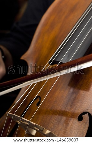 Musical instrument - Cello /  Classical Music  - Cello instrument