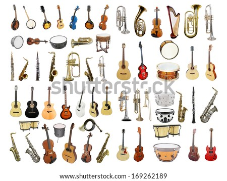 Musical Instruments Is...
