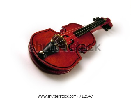 Musical Ornament - stock photo