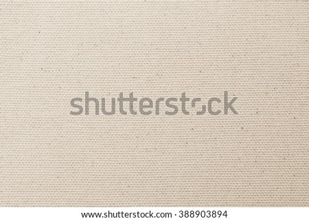 Muslin sackcloth woven texture pattern background in bleached white grey earth color tone: Eco friendly raw organic flax cloth fabric textile backdrop: Bag rope hessian thread detail burlap canvas - stock photo
