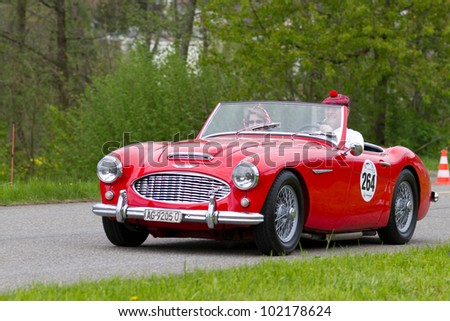 austin healey stock images royalty free images vectors shutterstock. Black Bedroom Furniture Sets. Home Design Ideas
