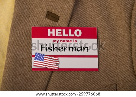My name is Fisherman.