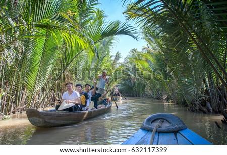 nung river vietnam El mekong disminuye su velocidad a medida que se acerca al delta, dividiéndose primero en dos brazos en vietnam se divide a su vez en nueve brazos,.