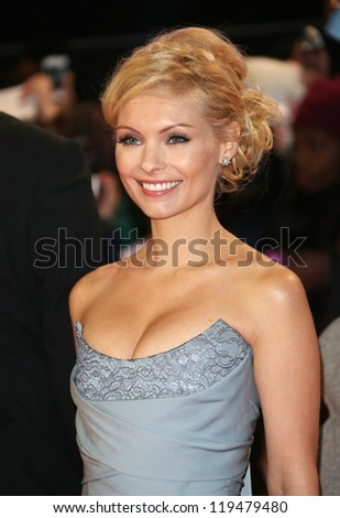 "MyAnna Buring arriving for the ""The Twilight Saga: Breaking Dawn Part 2"" premiere at the Odeon Leicester Square, London. 14/11/2012 Picture by: Henry Harris"