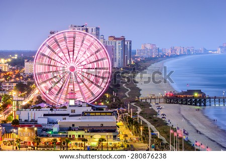 Myrtle Beach Stock Images, Royalty-Free Images & Vectors ...