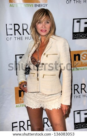 "Nadeea at the ""Errors Of The Human Body"" Special Screening, Arena Cinema, Hollywood, CA 04-19-13"