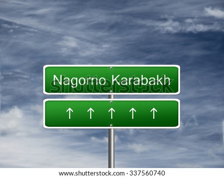 Nagorno Karabakh refugee illegal immigration border migrant crisis economy finance war business.