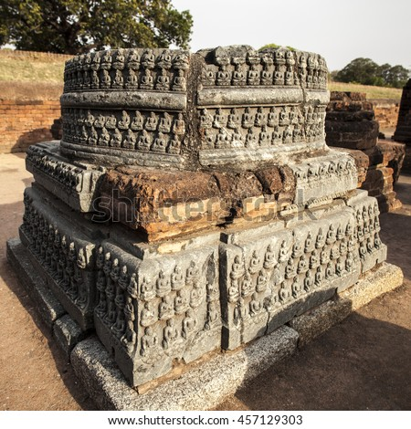 the kingdom of magadha To navigate the timeline, click and drag it with your mouse, or click on the timeline overview on the bottom 544 bce - 492 bce: bimbisara rules the magadha kingdom in india 492 bce - 460 bce: ajatashatru rules the magadha kingdom in india 404 bce: first buddhist council at rajgir, bihar, india.