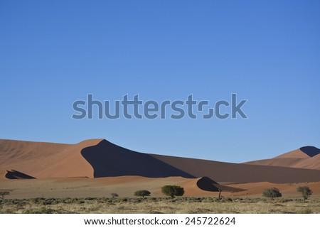 Namib-Naukluft National Park, Namibia, Africa - stock photo