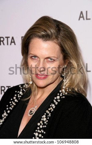 Nancy Davis  at the Opening of the Alberta Ferretti Flagship Store on Melrose hosted by Vogue. Alberta Ferretti, Los Angeles, CA. 11-12-08