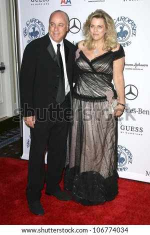 Nancy Davis  at the 30th Annual Carousel of Hope Ball to benefit the Barbara Davis Center for Childhood Diabetes, Beverly Hilton, Beverly Hills, CA. 10-25-08