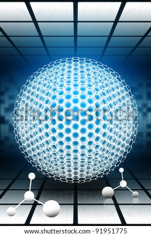 Nano Digital ball