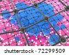 Nanotechnology - the future and hope - stock photo