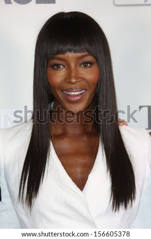 Naomi Campbell attending the Launch of TV show The Face held at the Royal Opera House, London. 26/09/2013 - stock photo