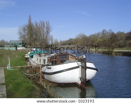 narrow-boat
