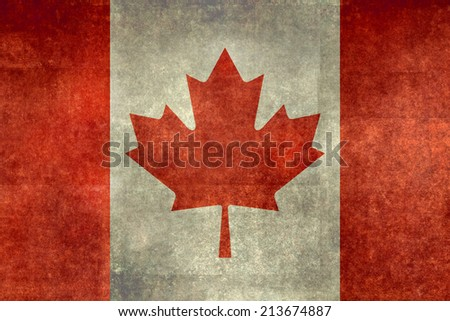 National flag of Canada, 3:5 scale Textured version