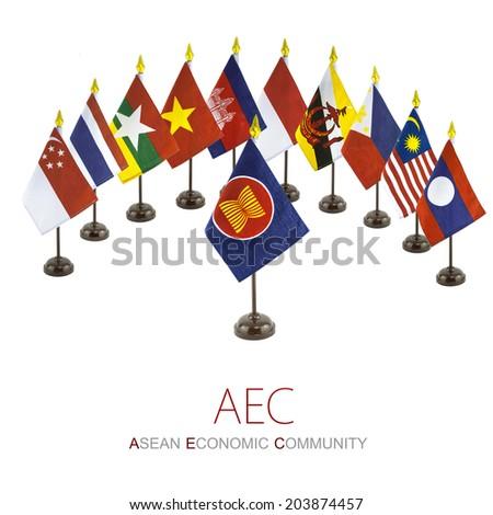 Asean Economic Community faces numerous challenges