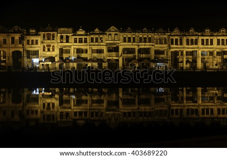 National historical and cultural towns - Chi kan Town, Kaiping, Guang dong province, China