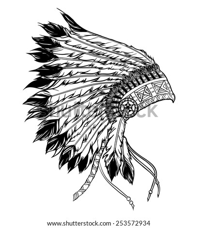 Stock Images Similar To ID 160916924 Native American Indian