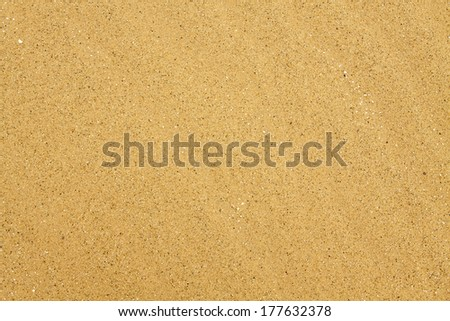 Natural backgrounds - fine sand texture - stock photo