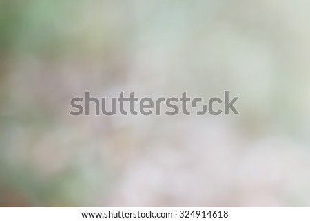 NATURAL BLURRED BACKGROUND - stock photo