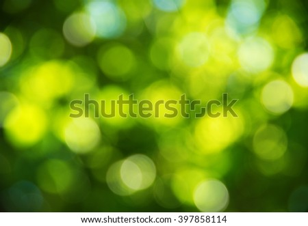 Natural blurred background. - stock photo