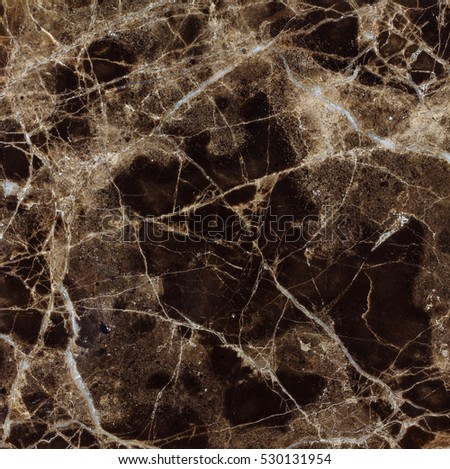 Natural brown polished Spanish Emperador Dark  marble texture.