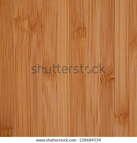 Natural brown wood board - texture.