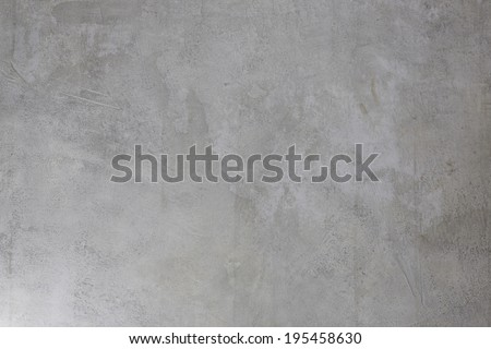 Natural cement wall texture - stock photo