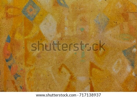 Natural color clay or concrete texture, designer background, wallpaper, template