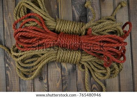 Hemp Rope Bdsm Fetish