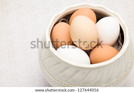 Natural Eggs