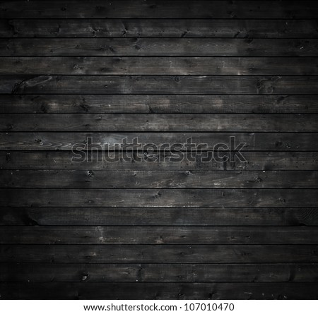 natural gray wood wall backgrounds - stock photo