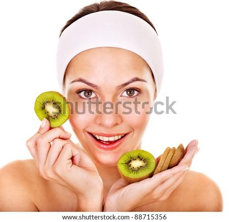 Think, Facial fruit mask