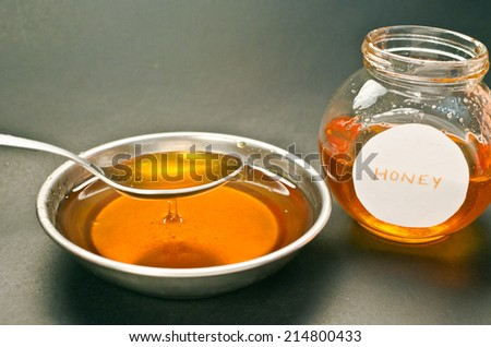 Natural Honey Sweet and Pure
