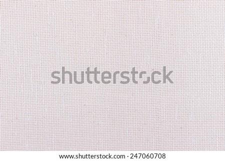 Natural linen material. Texture for your background - stock photo